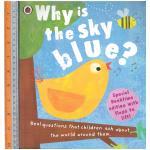 why sky blue -นิทานปกอ่อน , Lift-the-Flaps