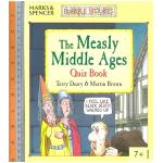 Measly middle ages quiz -ปกอ่อน