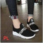 รองเท้าผ้าใบแฟชั่น แบบไร้เชือก แต่งลายสวยเก๋สไตล์เกาหลี วัสดุอย่างดี ผ้านิ่มกระชับเท้า ทรงสวยสไตล์แบรนด์ พื้นยางยืดหยุ่น ใส่สบาย ใส่เที่ยว ออกกำลังกาย แมทสวยเท่ห์ได้ทุกชุด