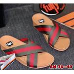 รองเท้าแตะแฟชั่น แบบสวม คาดหน้าไขว้แต่งลายสไตล์แบรนด์ พื้นซอฟคอมฟอตนิ่ม ใส่สบาย แมทสวยได้ทุกชุด
