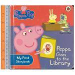 peppa library -Board Book