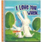 I love you when -นิทานปกอ่อน