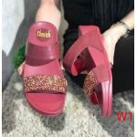 รองเท้าแตะแฟชั่น แบบสวม แต่งคลิสตัลเพชรสวยหรู พื้นซอฟคอมฟอตนิ่มเพื่อสุขภาพ สไตล์ฟิตฟลอบ ใส่สบาย แมทสวยได้ทุกชุด (AW121)