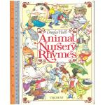 animal nursery rhymes -นิทานปกแข็.
