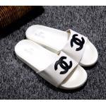 รองเท้าแตะแฟชั่น แบบสวม แต่งลาย CC สไตล์ชาแนลเรียบเก๋ พื้นยางนิ่มยืดหยุ่น วัสดุอย่างดี ทรงสวย ใส่สบาย แมทสวยได้ทุกชุด