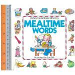 mealtime words -นิทานปกแข็ง