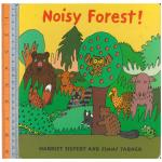 noisy forest -Board Book
