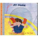 at home -Board Book