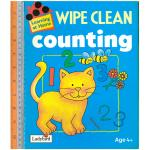 wipe clean counting -ปกอ่อน