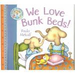 we love bunk bed -นิทานปกอ่อน
