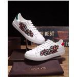 รองเท้าผ้าใบแฟชั่น แต่งลายสวยเก๋ สไตล์กุชชี่ รุ่นสุดฮิต วัสดุอย่างดี ใส่สบาย แมทสวยได้ทุกชุด