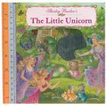 little unicorn -Board Book ภาพซ้อนเป็นชั้นๆ