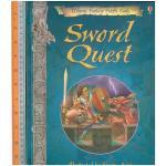 sword quest -ปกแข็ง