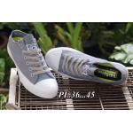 รองเท้าผ้าใบแฟชั่น สวยเท่ห์สไตล์ converse วัสดุอย่างดี ทรงสวย ใส่สบาย ใส่เที่ยว ออกกำลังกาย แมทได้ทุกชุด
