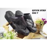 รองเท้าแตะแฟชั่น เพื่อสุขภาพ แบบหนีบ แต่งเพชรคลิสตัลสวยหรู พื้นโซฟานิ่ม ใส่สบาย แมทสวยได้ทุกชุด (999 7)