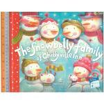 snowbelly family -นิทานปกแข็ง