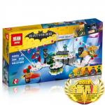 เลโก้จีน LEPIN.07095 ชุด Justice League Anniversary Party