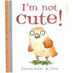 I'm not cute -นิทานปกอ่อน