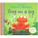 frog on log -ปกอ่อน ,Lift-the-Flaps