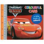 colourful cars -Board Book
