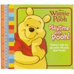 winnie playtime -Board Book