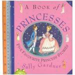 book of princess -นิทานปกแข็ง