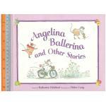 angelina ballerina -นิทานปกแข็ง