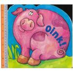 oink -Board Book