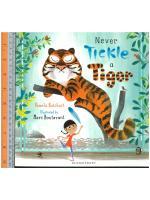 never tickle tiger -นิทานปกอ่อน