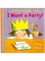 I want party -นิทานปกอ่อน