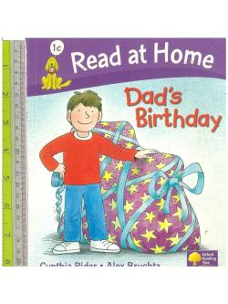 Dad's birthday