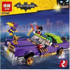 เลโก้จีน LEPIN.07046 ชุด The Joker's Notorious Lowrider