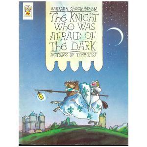 Knight afraid dark