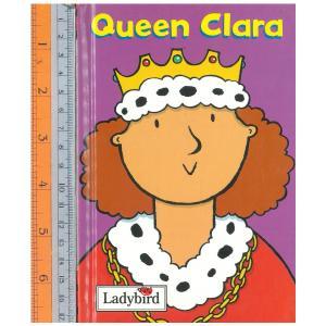 queen clara -ปกแข็ง