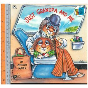 just grandpa+me -นิทานปกอ่อน