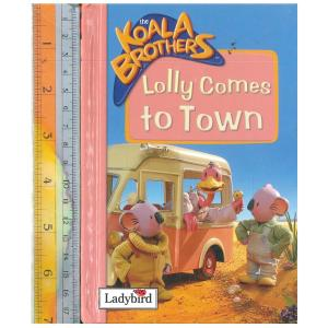 Lolly comes to Town