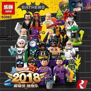 เลโก้จีน LEPIN.03082 ชุด Batman