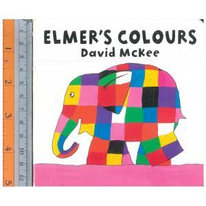 elmer's colours David mckee