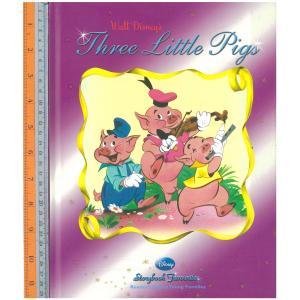 Three little pigs -นิทานปกแข็ง