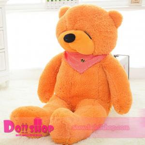 ตุ๊กตาหมีหลับ Light brown 1.4 เมตร