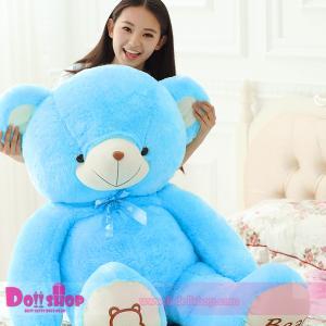 ตุ๊กตาหมีอ้วน Blue 1.4 เมตร