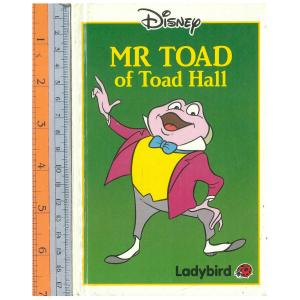 mr.toad of hall -ปกแข็ง