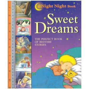 sweet dreams -นิทานปกแข็ง