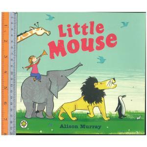 little mouse -นิทานปกอ่อน