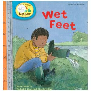 Wet feet (phonic level 4)
