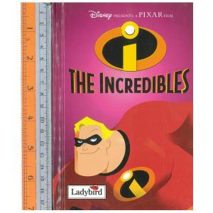 The incredibles -ปกแข็ง