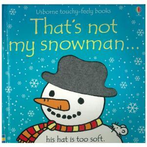 That not my snowman