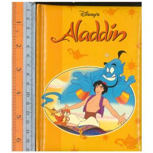 aladdin -ปกแข็ง