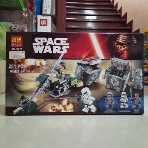 เลโก้จีน BELA.10574 ชุด Spacewars