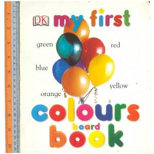 coolurs book -Board Book